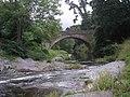 Bridge over the River Rhiew - geograph.org.uk - 941793.jpg