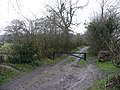 Bridleway to Brun Grange - geograph.org.uk - 741577.jpg