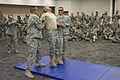 Brigade commander gets tasered 150202-Z-LW032-017.jpg