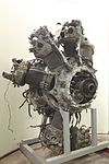 Bristol Pegasus engine from crashed Hampden Flickr 7326134956.jpg