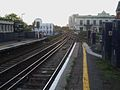 Brixton rail station junction.JPG