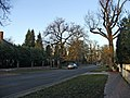 Broad Walk, N21, looking towards Winchmore Hill Green from Woodcroft - geograph.org.uk - 333177.jpg