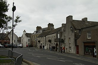Kirkwall - Broad Street in Kirkwall