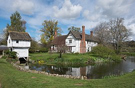 Brockhampton Estate - gatehouse and manor house 2.jpg