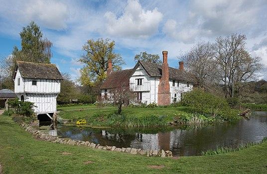 Brockhampton Estate homestead
