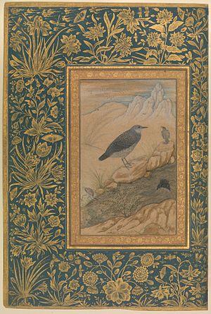 Ustad Mansur - Dipper (c. 1620) from the Metropolitan Museum of Art