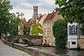 Bruges Belgium Groenerei-Canal-with-Peerdenbrug-01.jpg