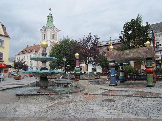 Zwettl-Niederösterreich