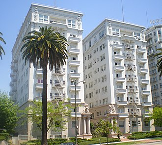 Bryson Apartment Hotel - Bryson Apartment Hotel, Spring 2008