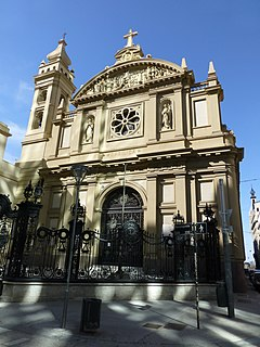 Our Lady of Mercy Church (Buenos Aires) church building in Buenos Aires, Argentina