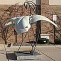 Bug Sculture, Michaels Arts and Crafts, 41904 Ford Road, Canton, Michigan - panoramio.jpg