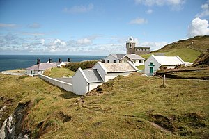 Bull Point Lighthouse - Bull Point Lighthouse