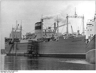 SS Hamburg (1926) - Yuri Dolgoruki