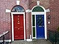 Bunte Türen in Dublin - panoramio (2).jpg