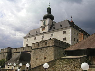 Forchtenstein Castle - Image: Burg Forchtenstein 1