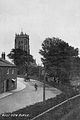Burgh le Marsh church and road c1908.jpg