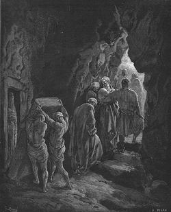 patriarken isaks hustru