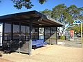 Bus stop in Hamilton, Brisbane 01.JPG