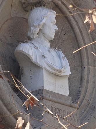Ferrer Bassa - Bust of Jaume Ferrer Bassa