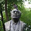 Bustul lui Emanoil Panaiteanu-Bardasare din Parcul Copou, Iaşi.jpg
