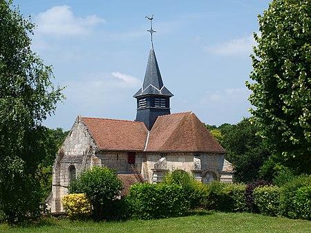 Église Saint-Martin de Buzancy