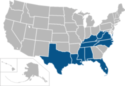 Conference USA locations