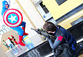 C2E2 2013 - Captain America vs The Winter Soldier (8702377185).jpg