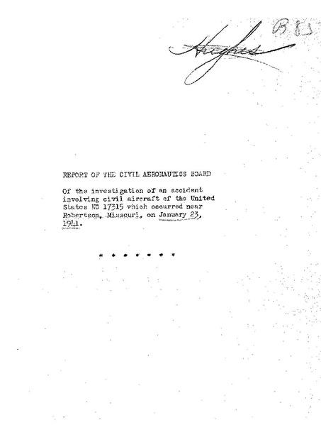 File:CAB Accident Report, TWA Flight 6.pdf