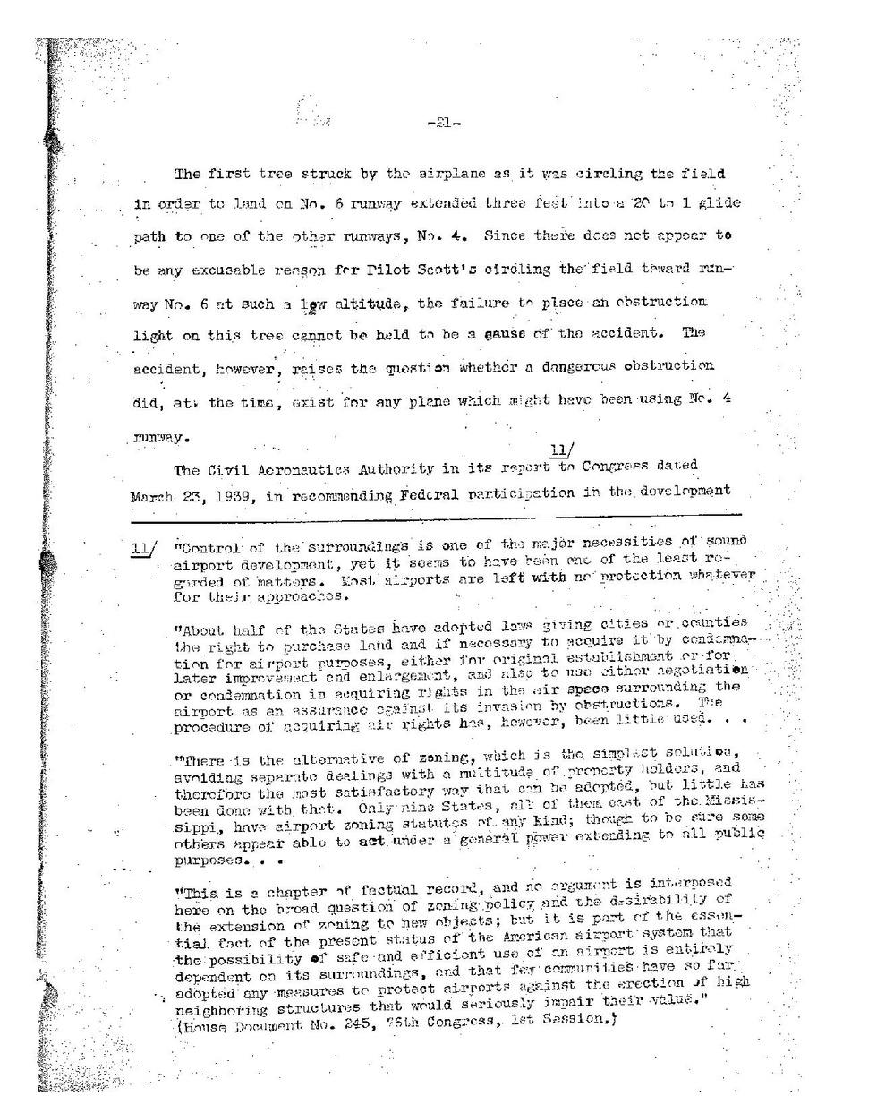 Page:CAB Accident Report, TWA Flight 6 pdf/26 - Wikisource