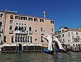 CANAL GRANDE - palazzo Sagredo - Lorenzo Quinn - Support.jpg