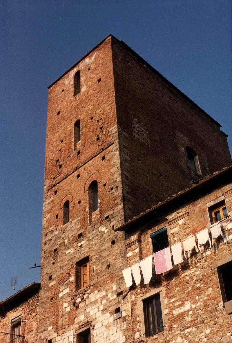 Romanico for Piani di casa torre