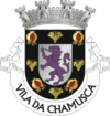 Coat of arms of Chamusca