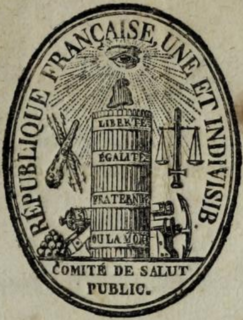 Committee of Public Safety De facto executive government in France (1793–1794)