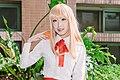 CWT42 cosplayer of Umaru Doma, Himouto! Umaru-chan 20160214b.jpg