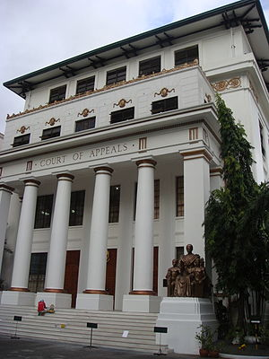 Court of Appeals of the Philippines - Court of Appeals