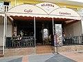 Café Carambuco, direkt an Strand von La Carihuela - panoramio.jpg