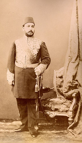 Tewfik Pasha - Tewfik Pasha