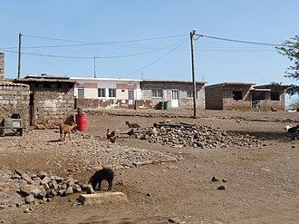 Calabaceira - Village of Calabaceira