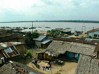 Calabar City in Cross River, Nigeria