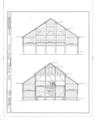 Caleb Crosby Threshing Barn, Noeton (moved to Norris Dam State Park, Lake City), Morristown, Hamblen County, TN HABS TENN,32-NOET,1A- (sheet 12 of 15).png