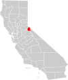 California county map (Alpine County highlighted).svg