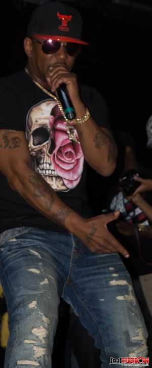 Cam'ron discography - Cam'ron in April 2014