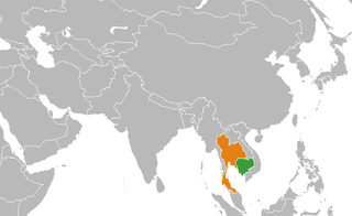 Cambodia–Thailand relations Diplomatic relations between the Kingdom of Cambodia and the Kingdom of Thailand