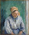 Camille Pissarro Washerwoman, Study The Metropolitan Museum of Art.jpg