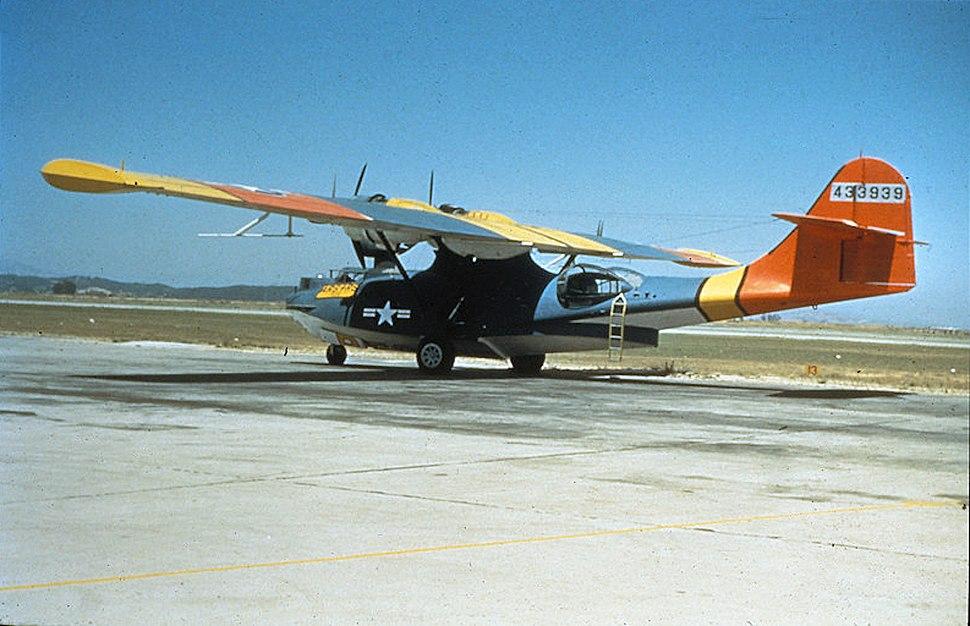 Canadian Vickers SA-10A Catalina 44-33939