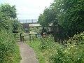 Canal bridge, High Street, Solihull Lodge - geograph.org.uk - 490889.jpg