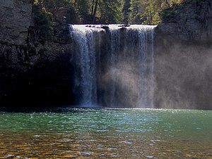 Fall Creek Falls State Park - Cane Creek Falls