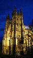 Canterbury Cathedral at dusk.JPG