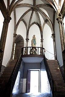 Apse chapel