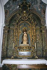 Capilla de la Virgen del Mayor Dolor.